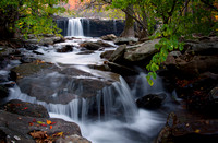 Falling Water Falls and Cascades, Horizontal Image
